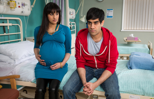 Sacha Dhawan & Taj Atwal in In The Club episode one