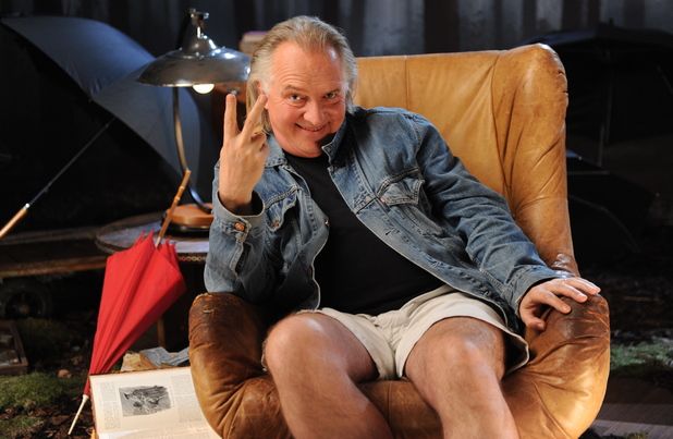 Rik Mayall on Crackanory