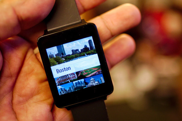 Wikipedia reader Attopedia for Android Wear