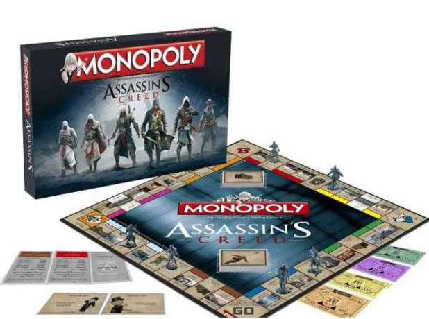 Assassin's Creed edition of Monopoly