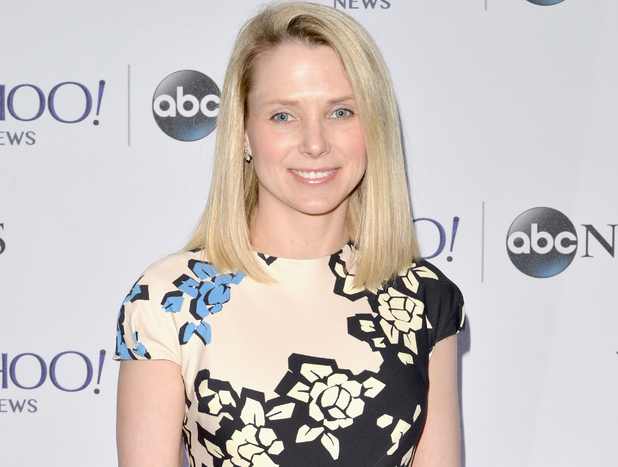 CEO of Yahoo! Marissa Mayer