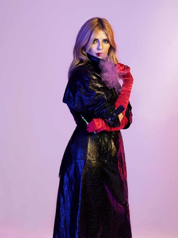 Mischa Barton is VAPESTICK's head Style Icon judge