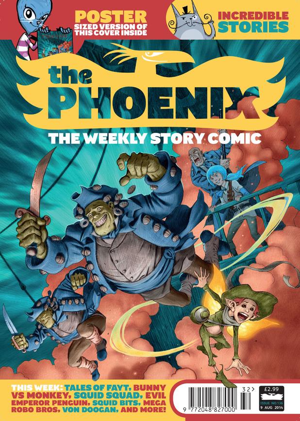 The Phoenix #136