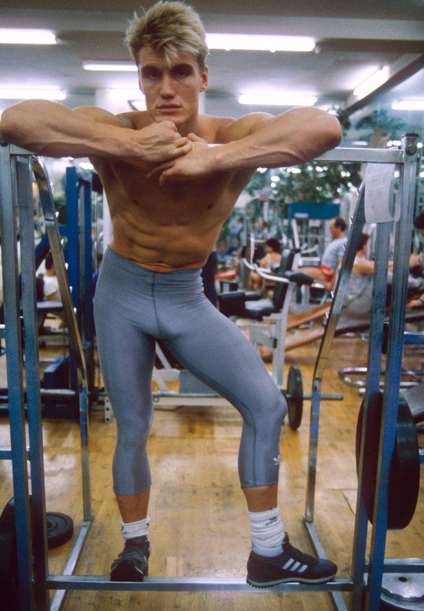 VARIOUSDOLPH LUNDGREN - 1985 1985