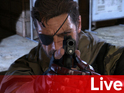 Follow Metal Gear Solid 5's gamescom preview show live.