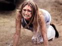 Marilyn Burns launched her film career in the original 1974 American slasher film.