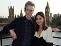 See Peter Capaldi, Jenna Coleman at London Doctor Who launch and screening.