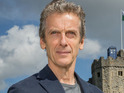 The Doctor Who star is among the guests in the first episode of series 16.