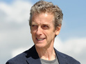 "Capaldi talks about the ""great privilege"" of playing the Doctor."