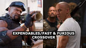 Terry Crews discusses the ever-expanding Expendables cast list, who he'd like to add to the roster and a crossover with Fast & Furious.