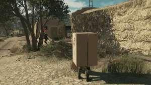 Metal Gear Solid 5: The Phantom Pain gameplay video