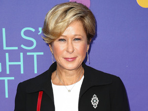 Yeardley Smith attends Fox's 'Girls Night Out' at Leonard H. Goldenson Theatre
