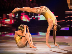 Tumble Week 2: Carl Froch and Sita Bhuller