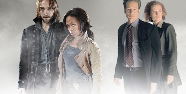 Fantasy TV crossovers: Sleepy Hollow & The X-Files