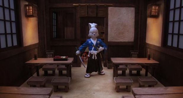 Usagi Yojimbo: The Last Request animated short