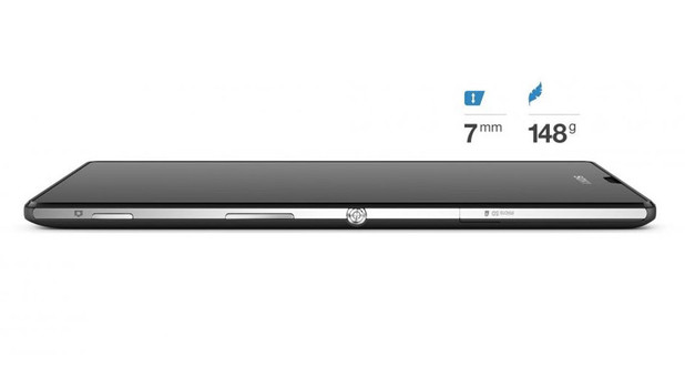 Sony's Xperia T3 smartphone