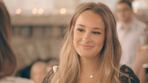 Billie on Made in Chelsea: New York