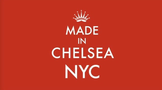 The Made in Chelsea: New York logo