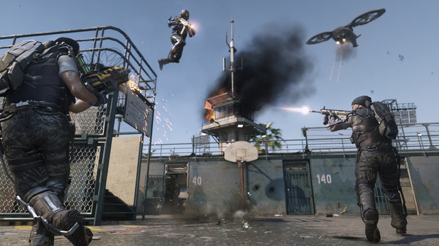Call of Duty: Advanced Warfare's multiplayer offers new exoskeleton movement and enhanced customisation