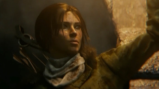 Rise of the Tomb Raider trailer still