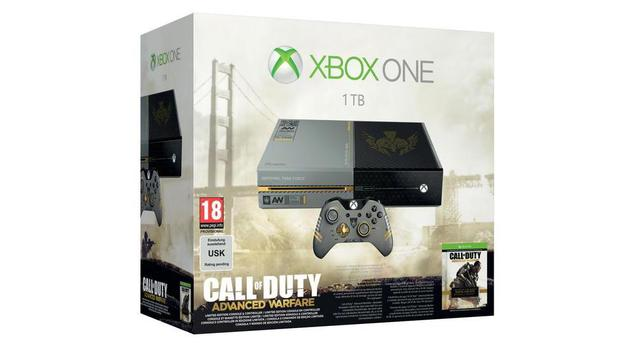 Xbox One Call of Duty: Advanced Warfare bundle