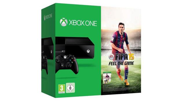 Xbox One FIFA 15 bundle