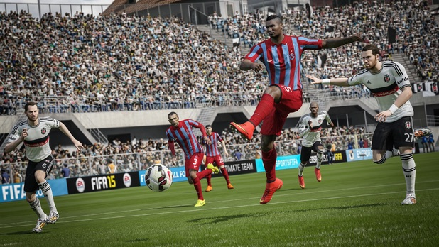 Turkish Super Lig in FIFA 15
