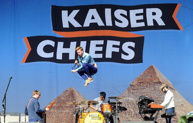 The Kaiser Chiefs