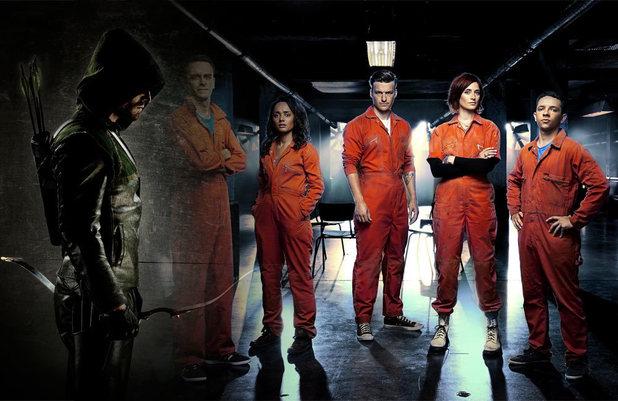 Fantasy TV crossovers: Arrow and Misfits
