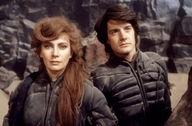 Francesca Annis & Kyle MacLachlan in Dune (1984)