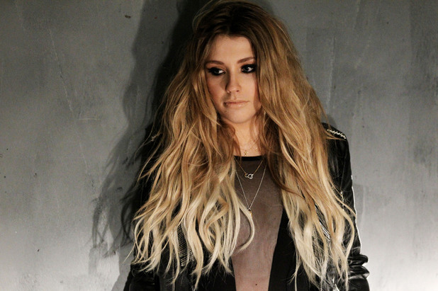 Ella Henderson 'Glow' music video still.