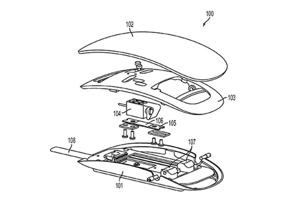 apple patents high-tech mouse with haptic feedback