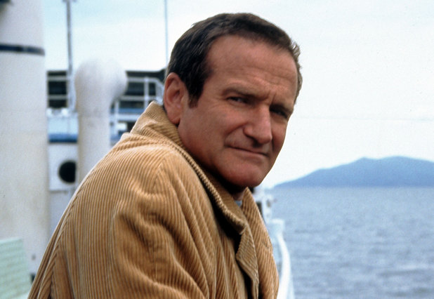 Robin Williams in Insomnia (2002)