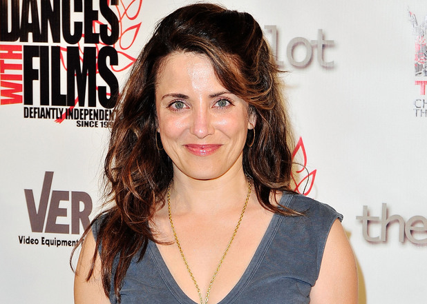 Alanna Ubach arrives at 'Us' - Los Angeles Premiere at TCL Chinese Theatre (2013)