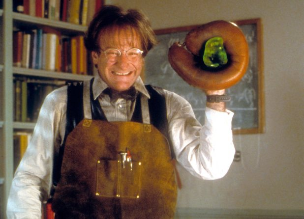Robin Williams in Flubber (1997)