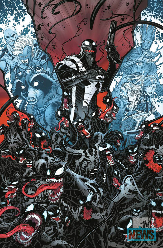 Guardians of the Galaxy: Planet of the Symbiotes
