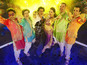 Happy New Year stars attend music launch
