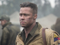 Brad Pitt takes a stand in Fury trailer