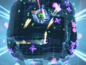 Lucid Games' twin-stick shooter is announced for Sony's handheld device.