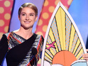 Shailene Woodley and Ariana Grande picked up awards from the annual ceremony.