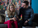 Linda and Mick's relationship is in serious trouble on EastEnders next week.