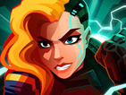 Futurlab's science fiction-themed shooter seamlessly blends two gameplay formats.