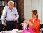 Ken orders Tracy to postpone her wedding in tonight's episode.