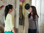 Stacey is livid after Whitney tells Lily about her father Ryan.