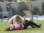 Neighbours fight, Home and Away Roo concern - spoiler pictures