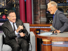 David Letterman pays touching tribute to friend Robin Williams