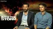 Richard Armitage on The Hobbit stars he'd take Into the Storm