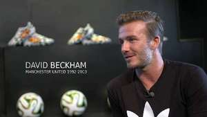 David Beckham, Ryan Giggs on Match of the Day excitement