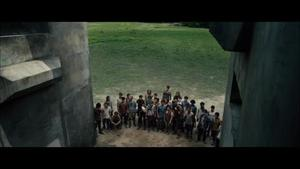 The Maze Runner clip: Good Job