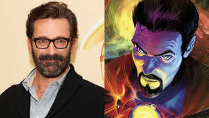 Jon Hamm 'Doctor Strange is a cool character'